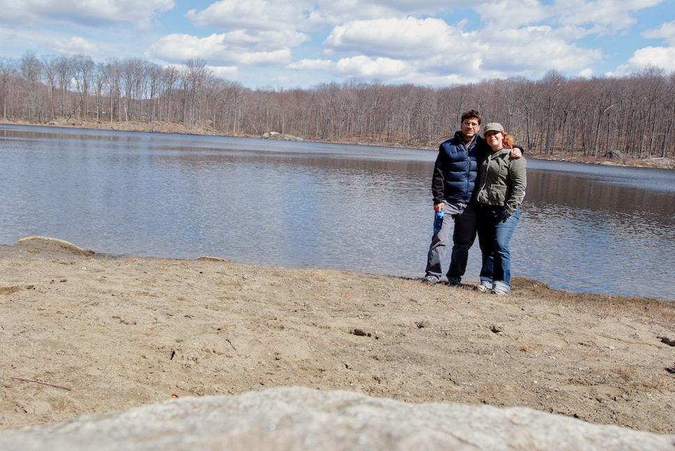A Spring Hike Near Hopatcong NJ With RIT Alumni Friends