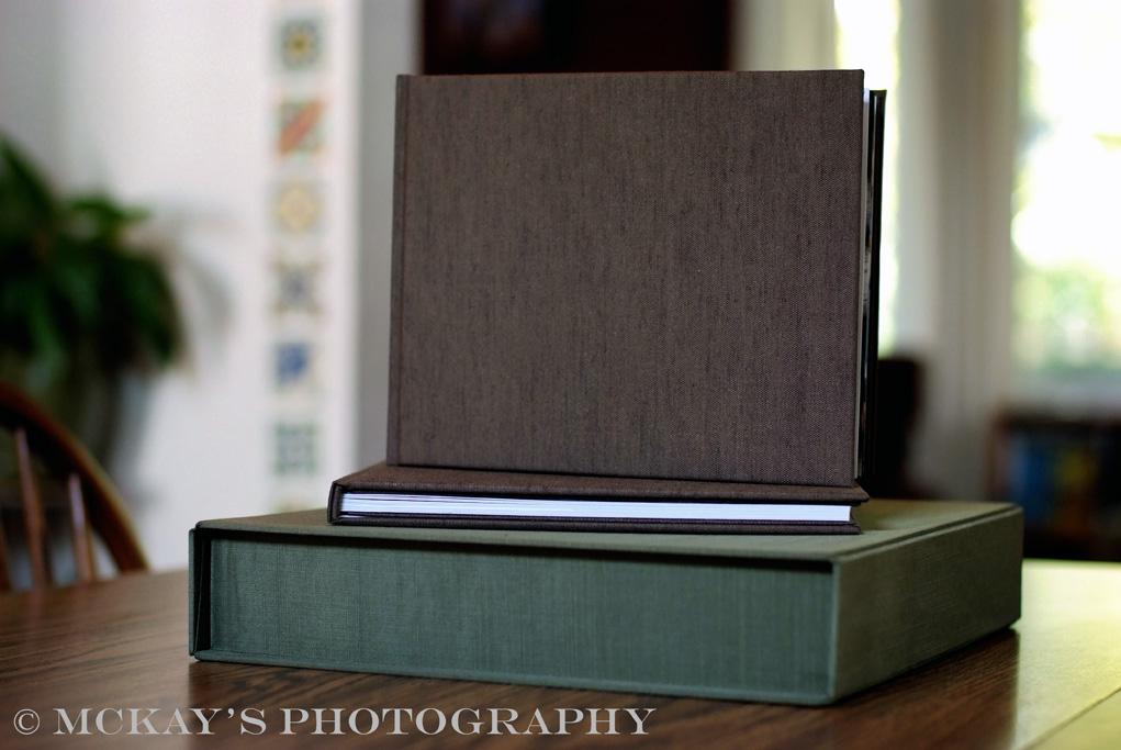 eco-friendly wedding book