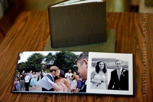 modern wedding books