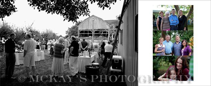 barn wedding reception in NY