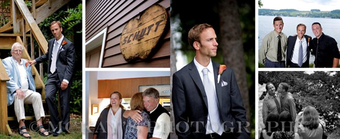 Finger Lakes wedding photos