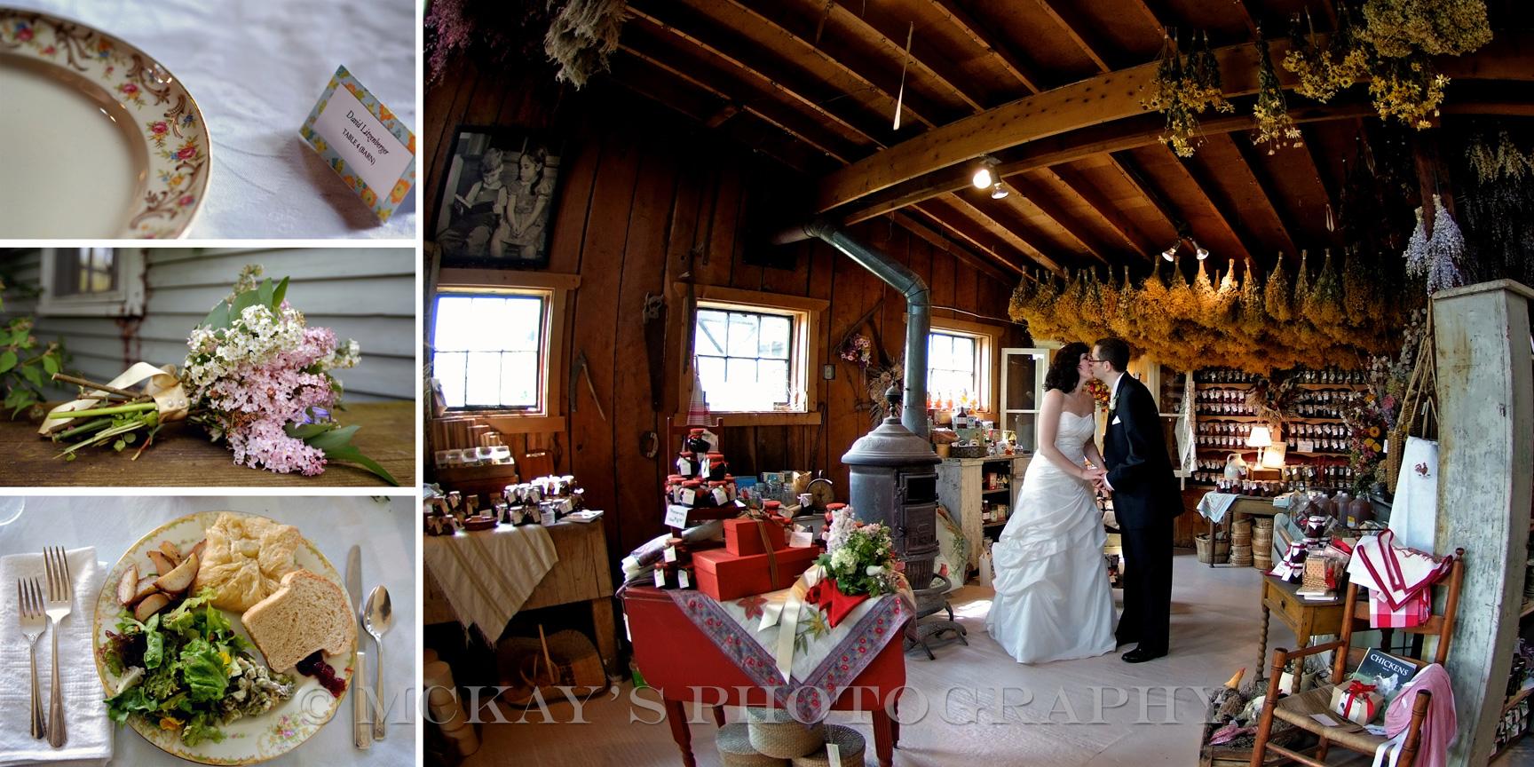 Hurd Orchards barn wedding venue near Rochester and Buffalo NY