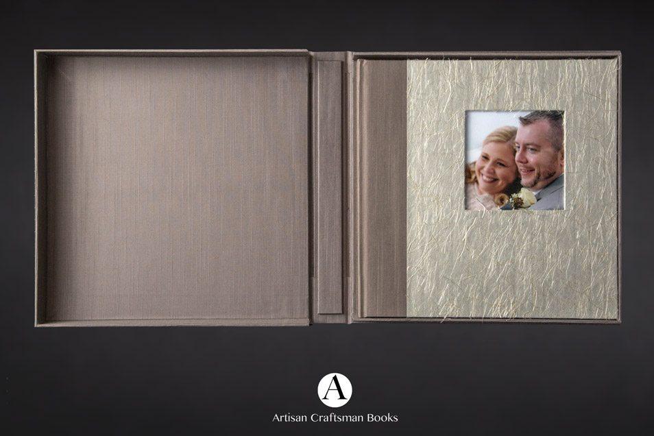 Artisan Craftsman wedding albums