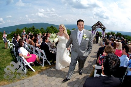 eco friendly wedding locations in NY state