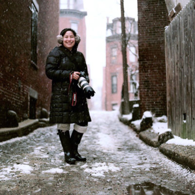 Boston Film Portrait Photographer