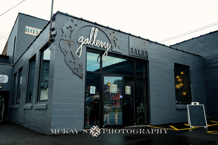 Gallery Salon and Spa is the best rochester wedding makeup and hair