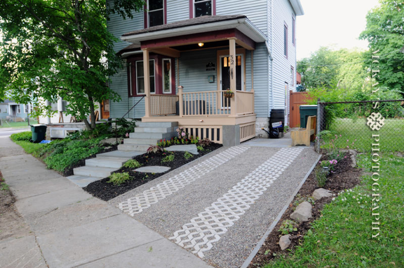 eco-friendly driveway options and ideas
