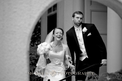 fun wedding photographers in Rochester NY