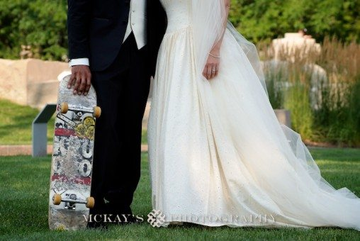 Vintage Wedding Dress and