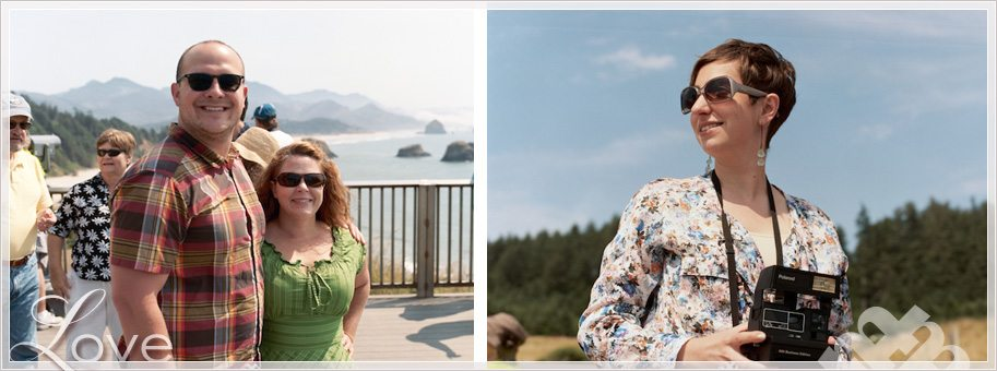fine art film photography of the Oregon Coast by Heather McKay on Cannon Beach