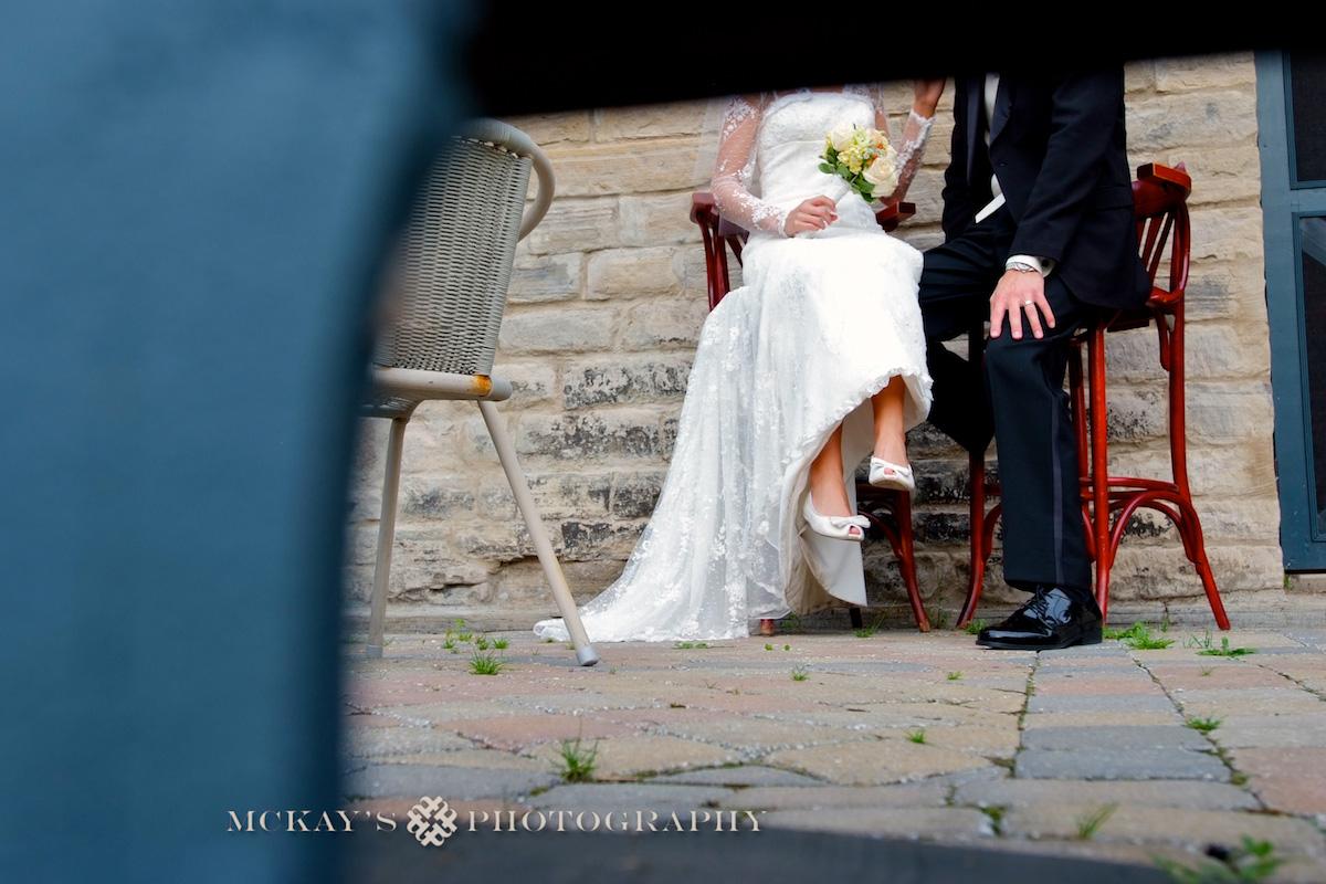 WPJA award winning wedding photographer in Rochester McKay's Photography