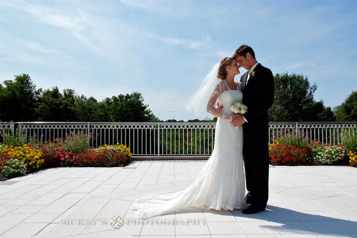 LDS wedding photographer in Palmyra