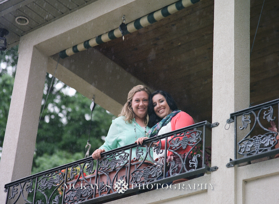 Award Winning Destination engagement Photos of Caitlin and Marissa by Heather McKay