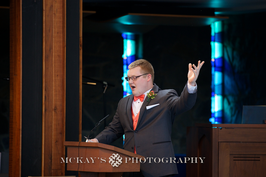 rochester wedding photographer McKay's photography