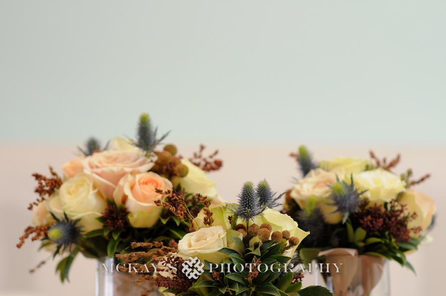 Stacy K wedding flowers