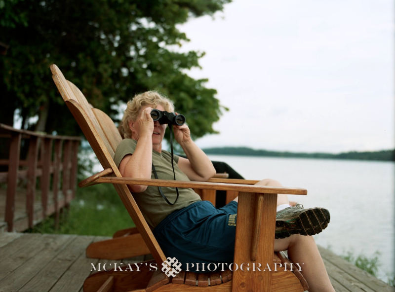 1000 Island family photography by film photographer in Upstate NY