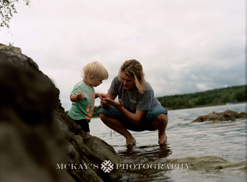 1000 Island family photography