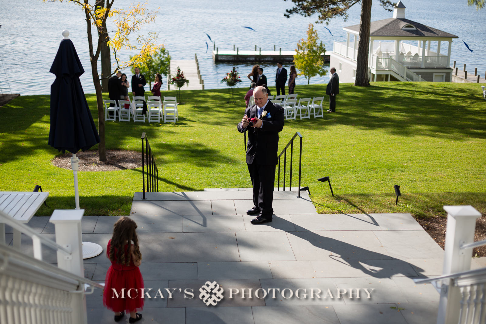 The Inns of Aurora have small wedding venues in Upstate NY for romantic events on Cayuga Lake