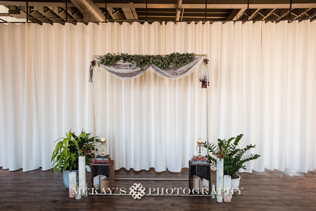 Arbor Loft Rochester wedding venue