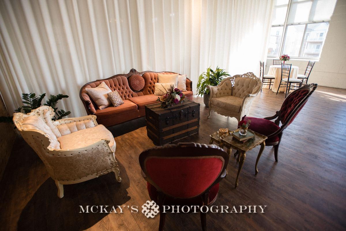 vintage furniture rentals Rochester NY Revival Rentals