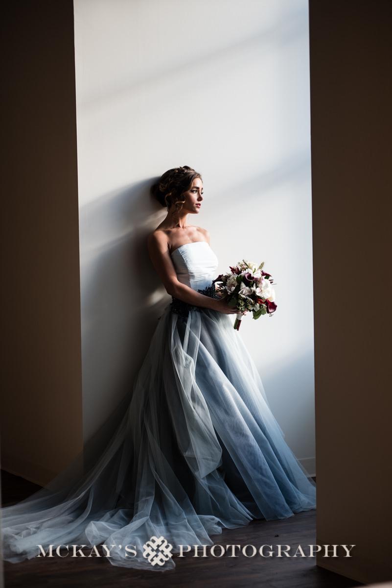 Arbor Loft by film wedding photographer Heather McKay