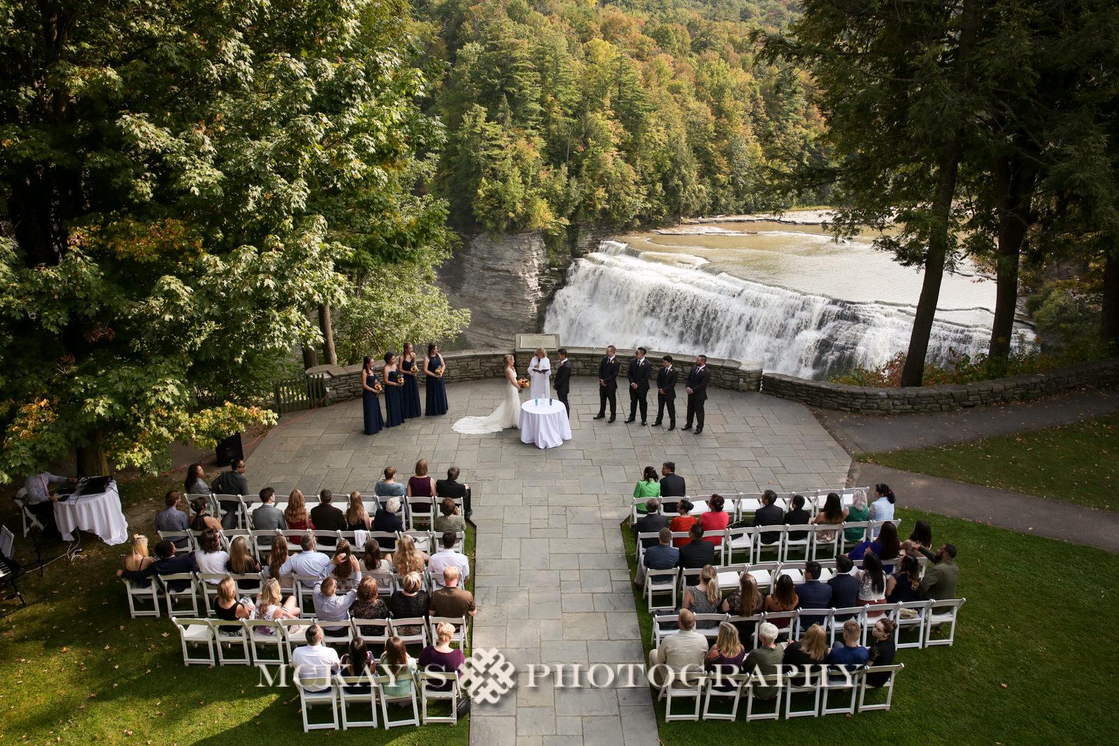 Rochester Wedding Photographers who hike