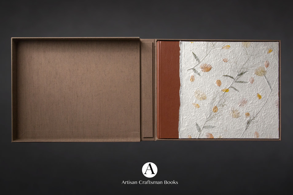 wedding photographers in NY who offer wedding albums by Artisan Craftsman Books