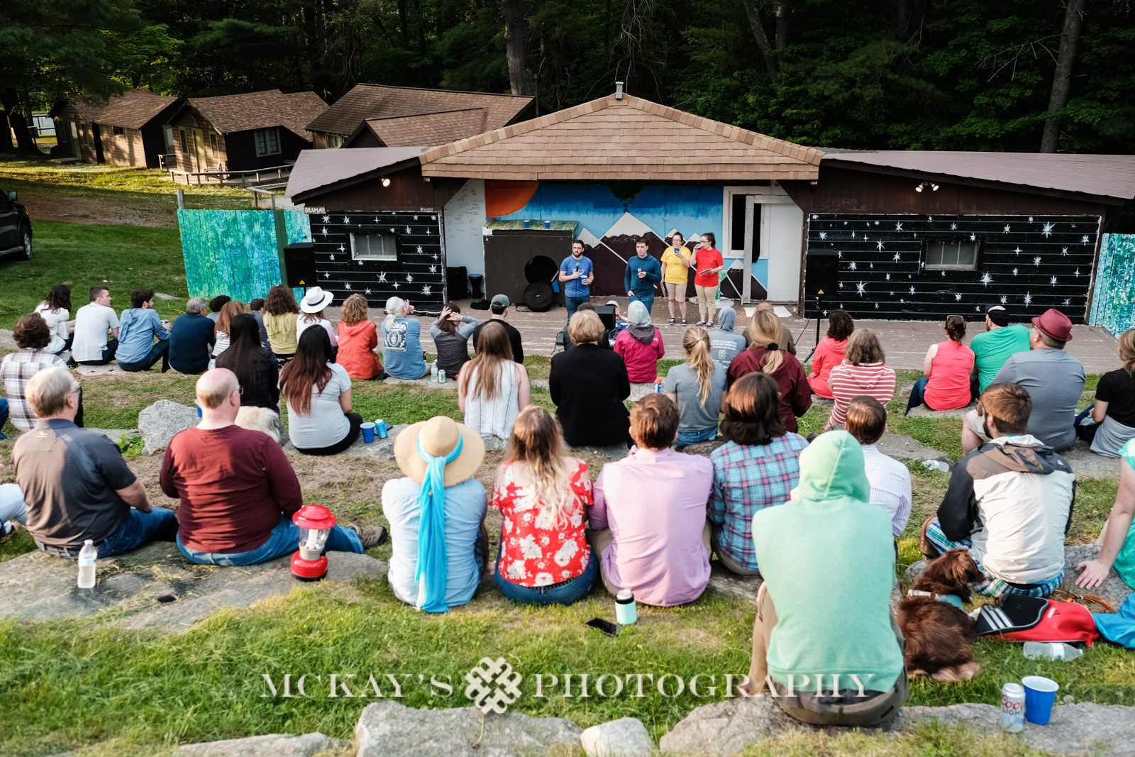 summer camp wedding venues in NY state and the Adirondacks