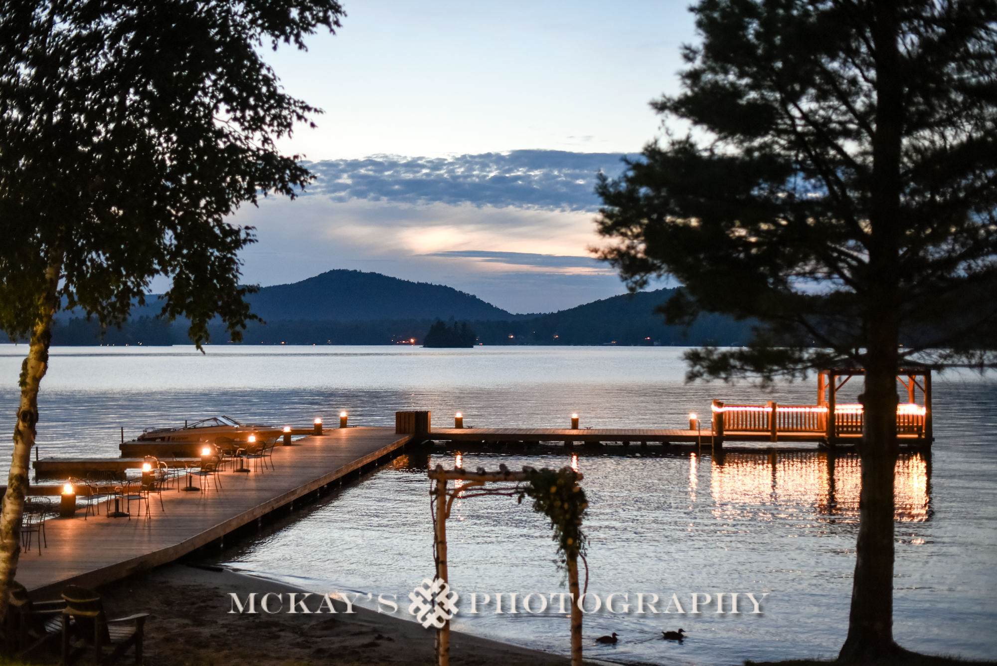 wedding venues in the Adirondacks with a hotel
