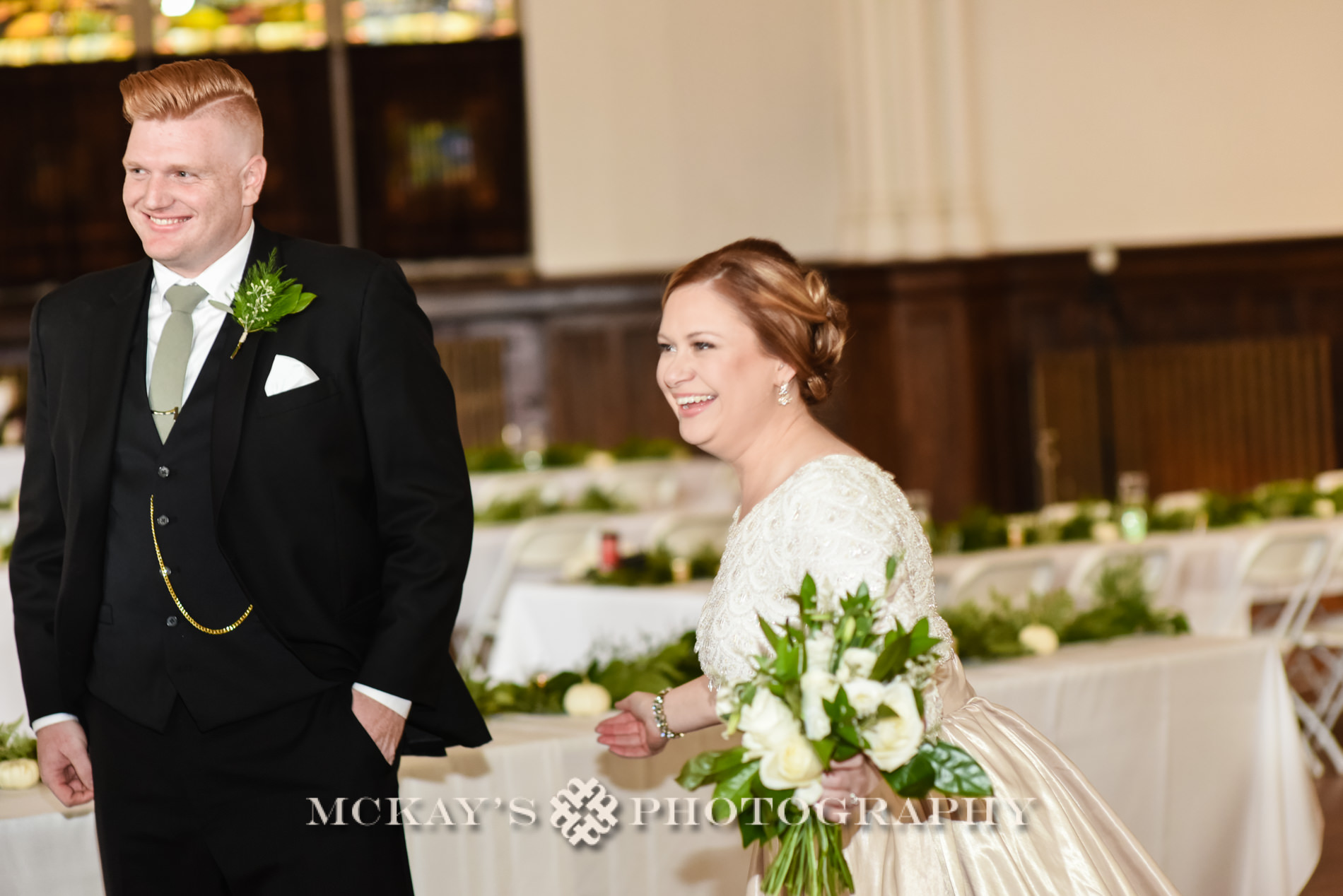 Karpeles Manuscript Library wedding photos