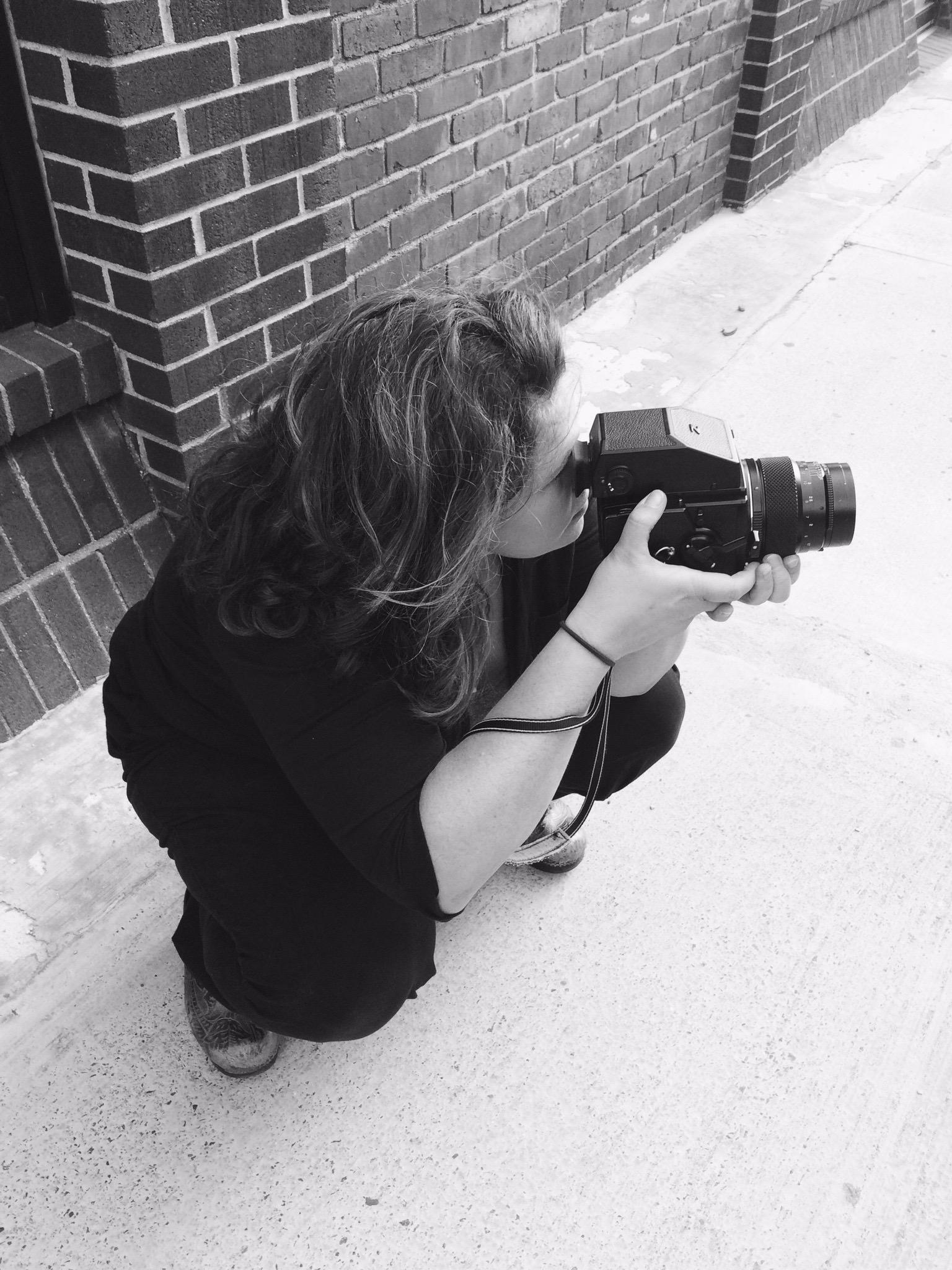 fine art film photographer Heather McKay