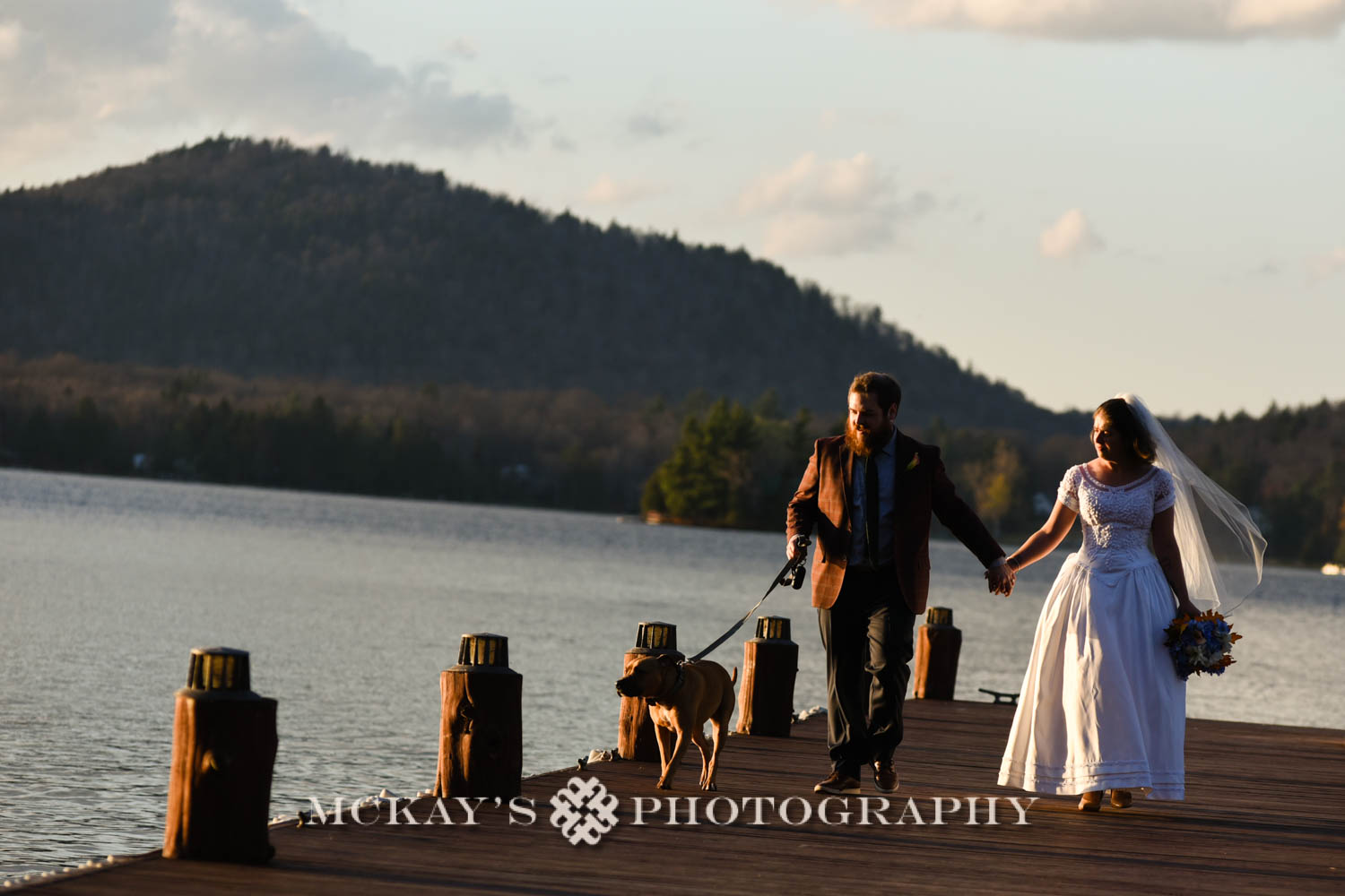 Fall weddings in the Adirondacks