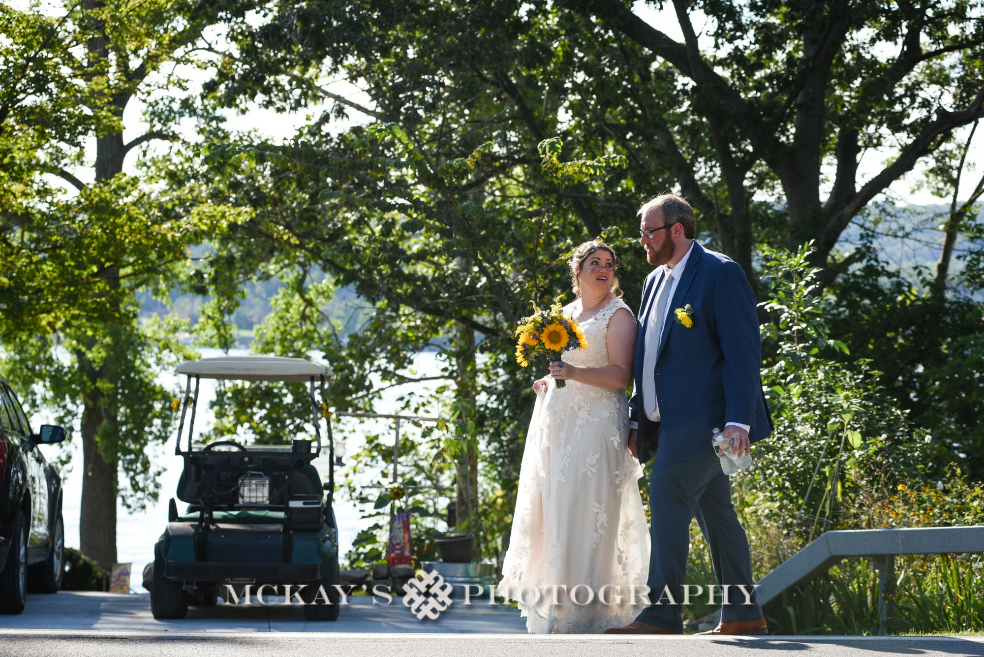Finger Lakes wedding photography