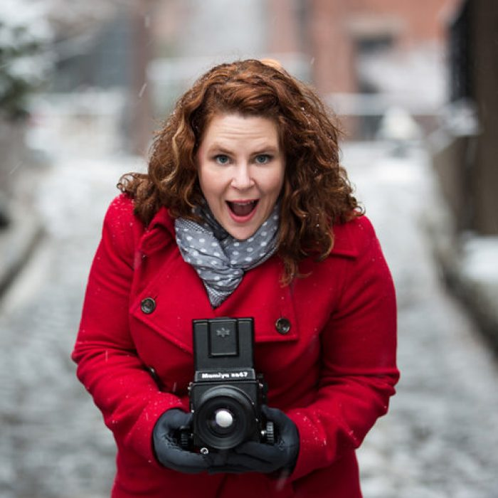 wedding photographer and business mentor Heather McKay